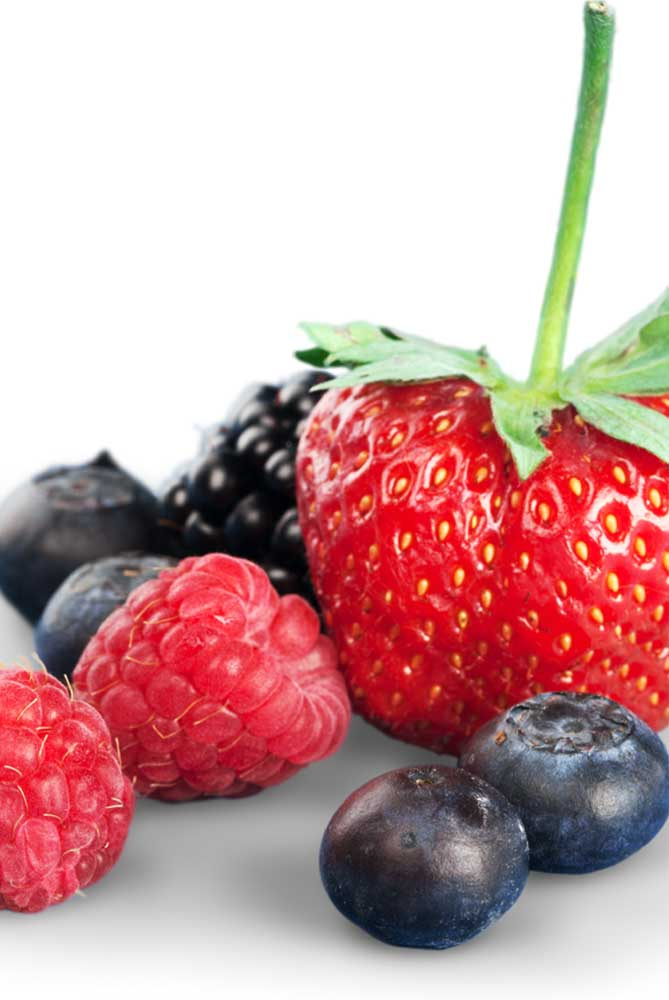 Berry Background Image